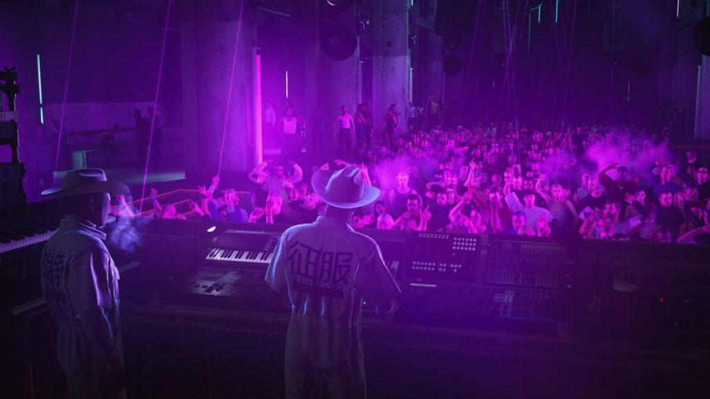 Club en Berlin