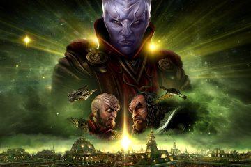 Portada de Star Trek Online