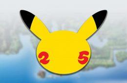 Pokémon aniversario 25