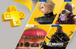 Final Fantasy PS Plus