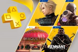 Final Fantasy PS Plus