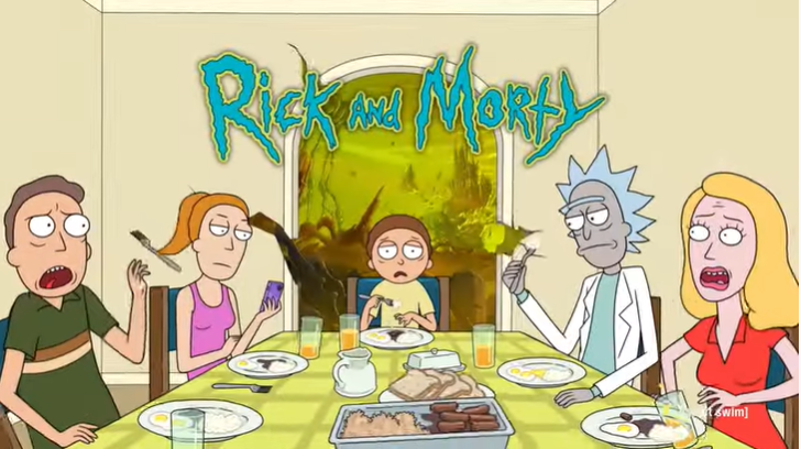 Rick and Morty Temporada 5