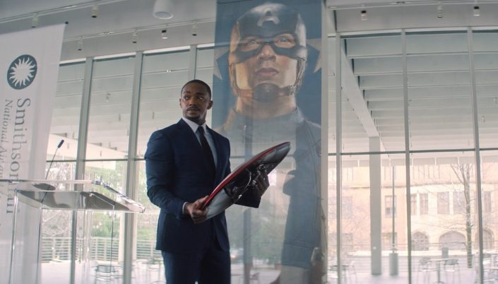 the Falcon and the Winter Soldier Still