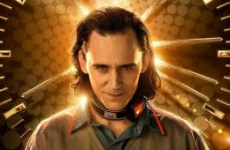 Poster Loki para el MCU