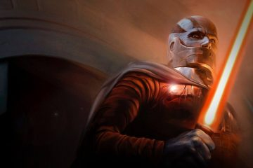 Ilustración de Star Wars: Knights of the Old Republic