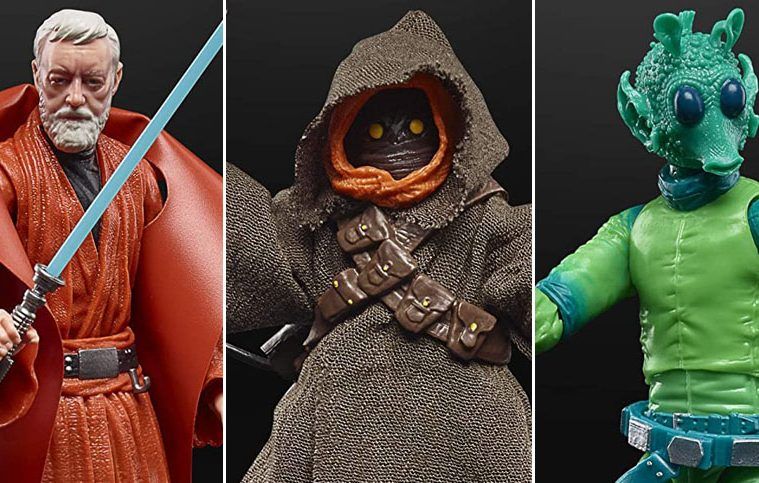 Lucasfilm 50th Anniversary Figures