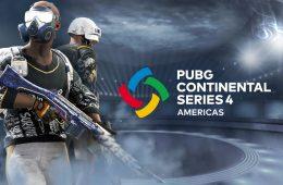 PUBG Continental Series 4