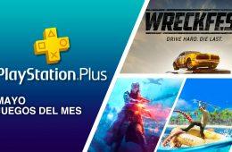 PlayStation Plus Mayo 2021