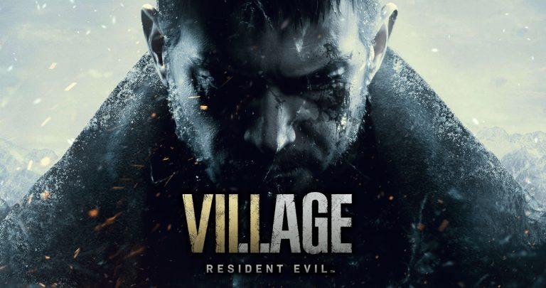 Portada de Resident Evil Village