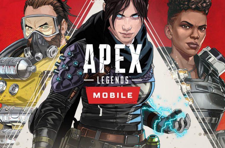Apex Legends Mobile llega a dispositivos móviles
