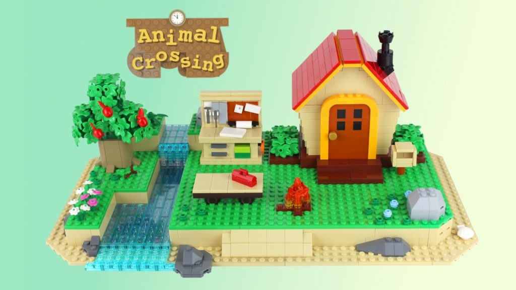 Animal Crossing LEGO Ideas