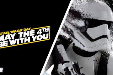 Celebración por el día de Star Wars