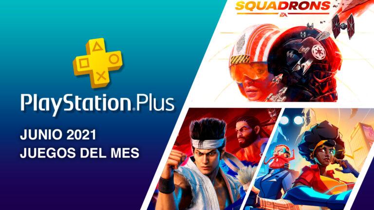 PlayStation Plus Junio 2021