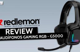 Redlemon G5000 cover