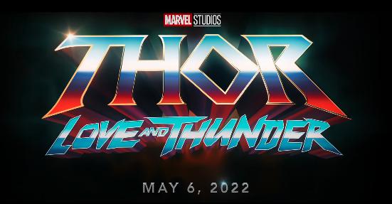 Marvel Studios Thor Love and Thunder