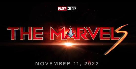 Marvel Studios The Marvels