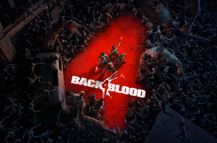 Portada de Back 4 Blood