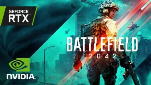 Portada de Battlefield 2042 con DLSS