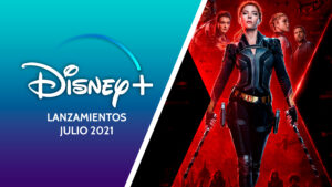 Disney+ JULIO 2021 IMPULSOGEEK