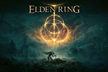 Portada de Elden Ring
