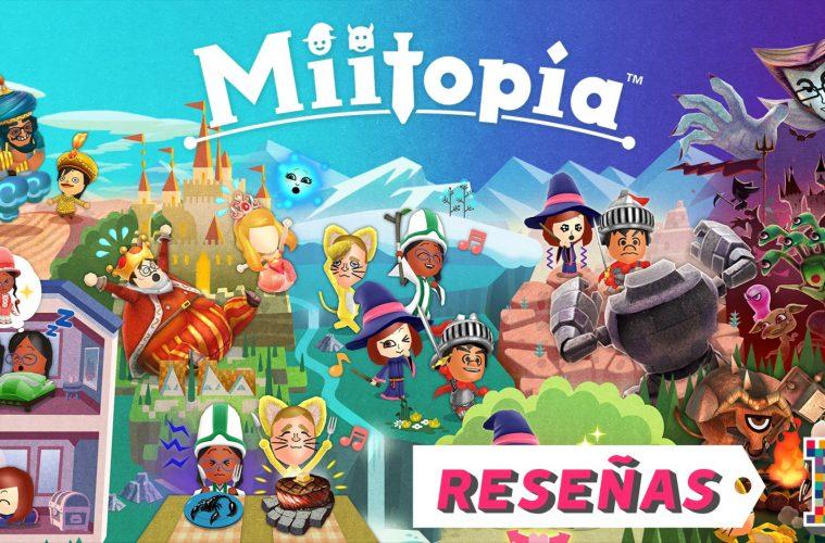 Review Miitopia