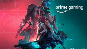 Prime Gaming Julio 2021