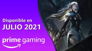 Prime Gaming julio 2021 ImpulsoGeek