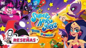 Portada de DC Superhero Girls