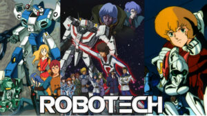 Portada de Robotech