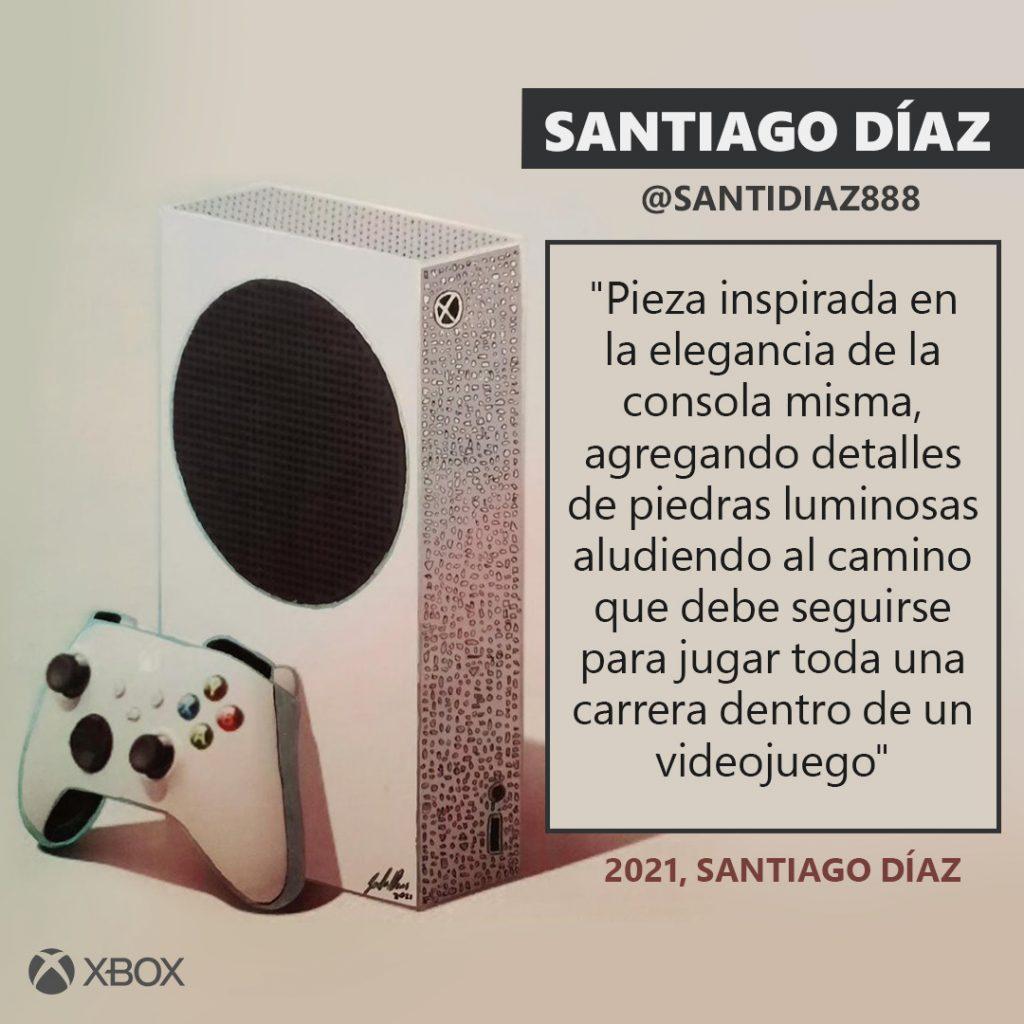Diseño de Santiago Díaz