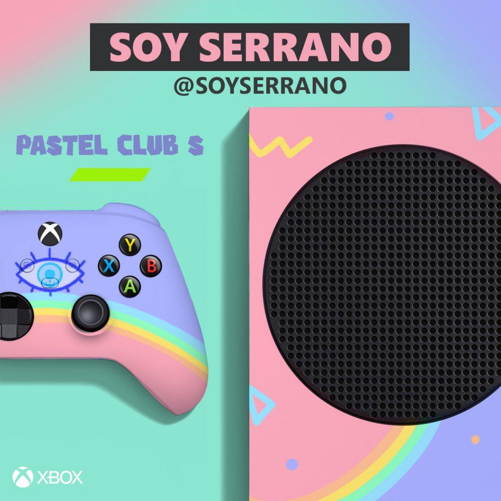 Diseño de Soy Serrano