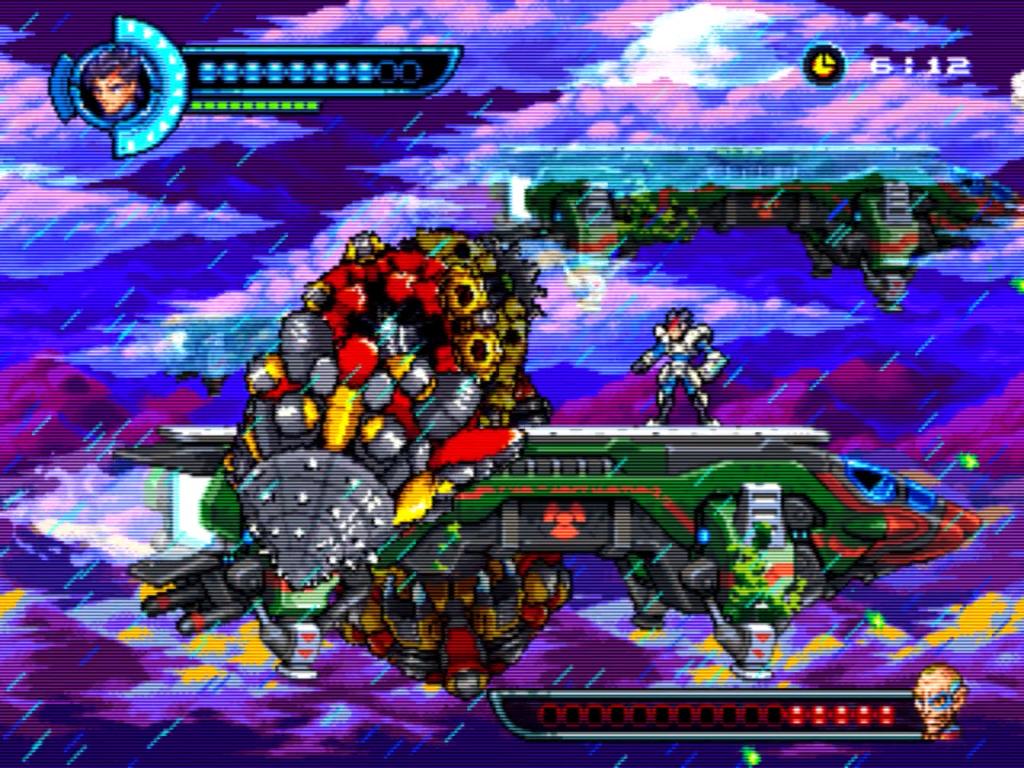Taro Takahashi Steel Assault 01