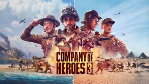 Portada de Company of Heroes 3