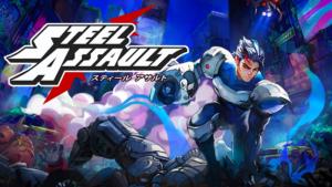 Steel Assault cover