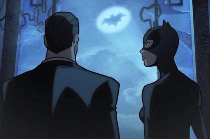 Bruce y Gatubela