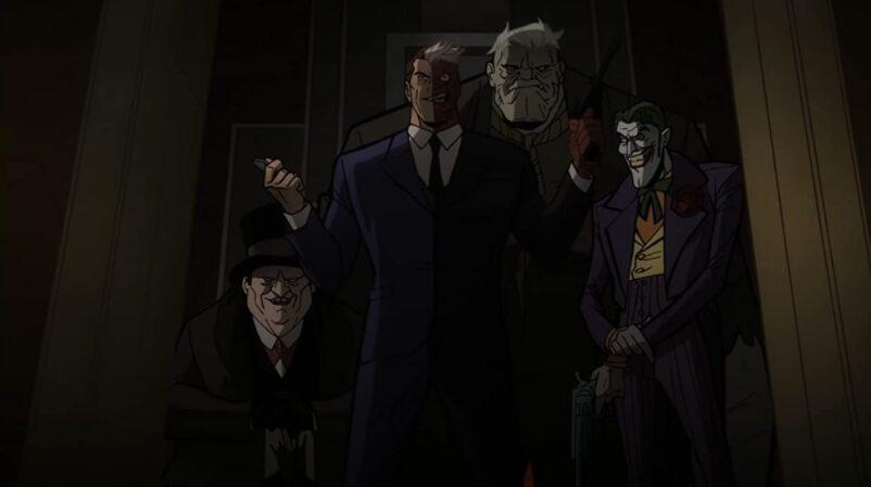 Enemigos de Batman
