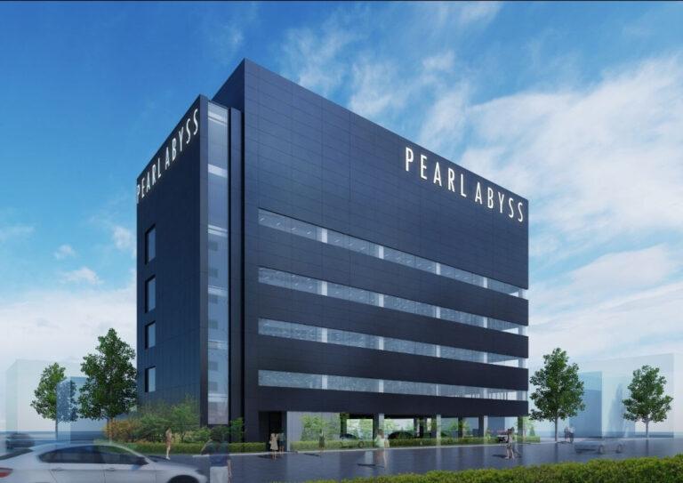 Edificio Pearl Abyss