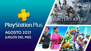PlayStationPlus Agosto 2021