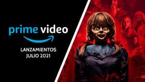 Prime Video JULIO 2021 IMPULSOGEEK