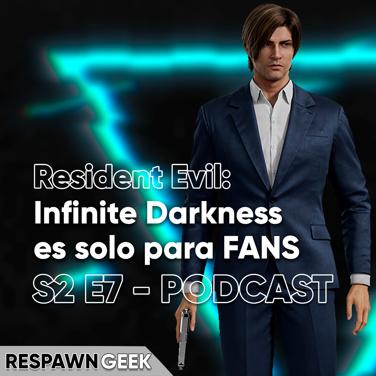S2 E7 Resident Evil Infinite Darkness es solo para FANS