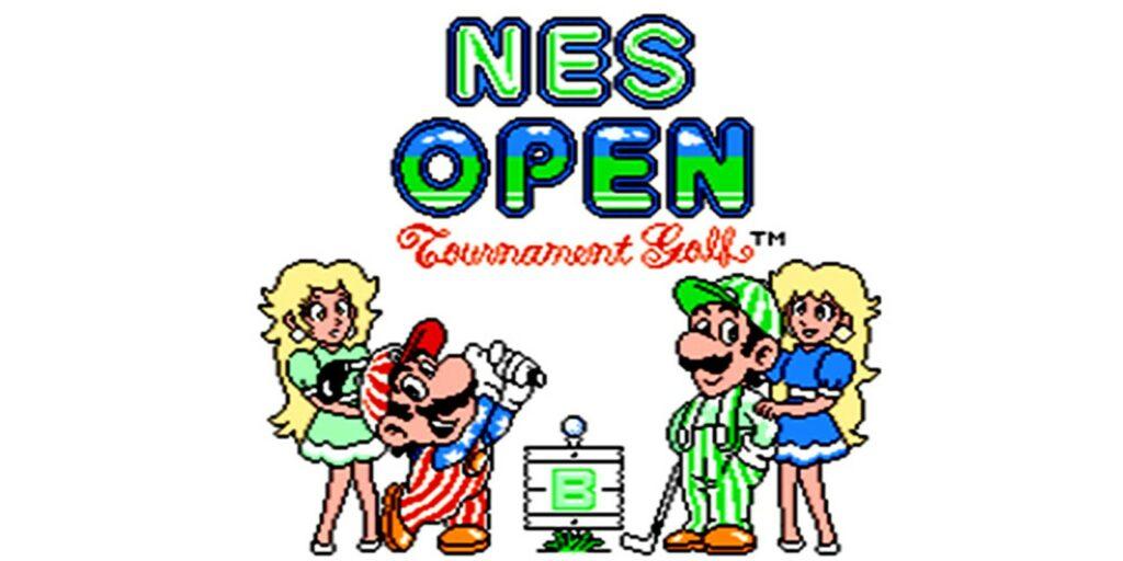 Mario Golf NES