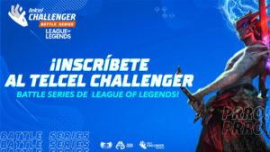 Telcel Challenger Battle Series