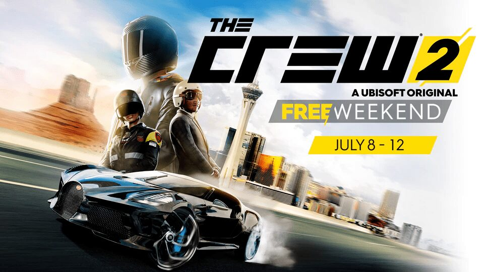 The Crew 2 Free Weekend July 2021