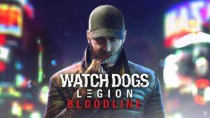 Portada de Watch Dogs: Legion – Bloodline