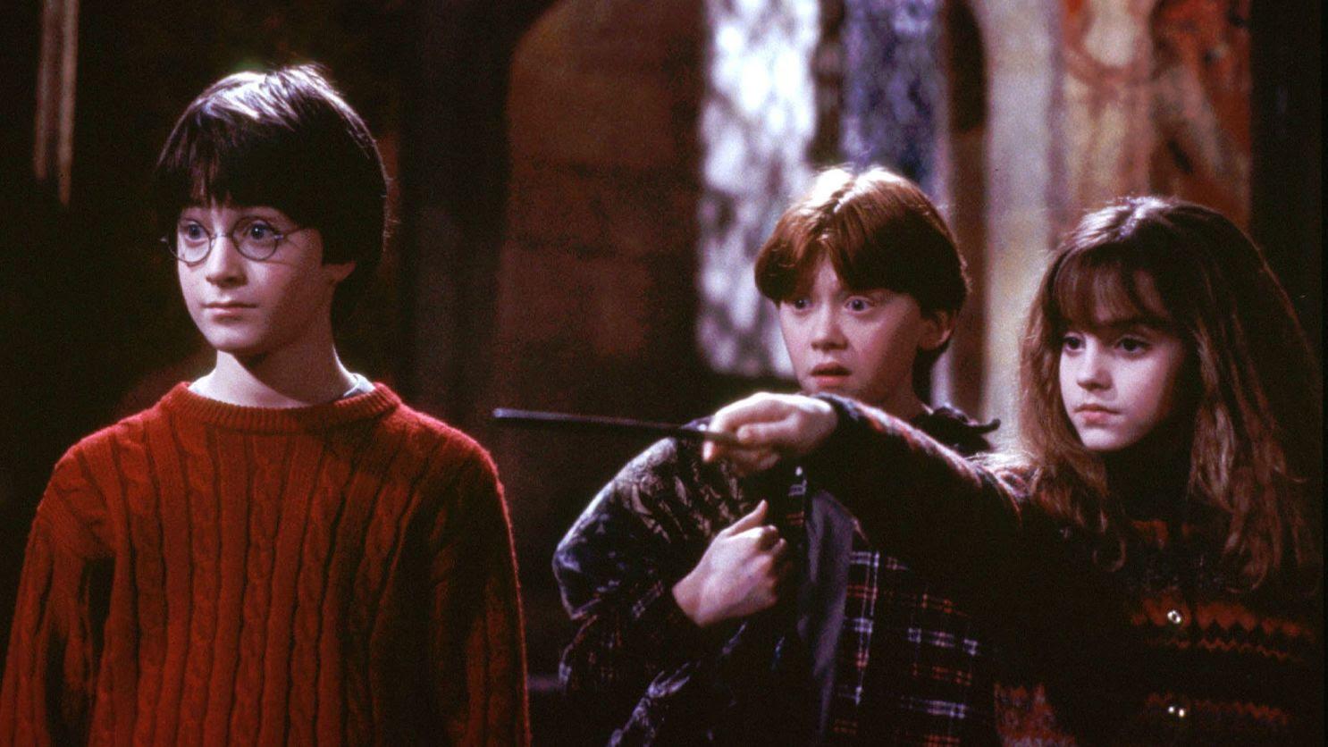 Harry Potter y la Piedra Filosofal Still