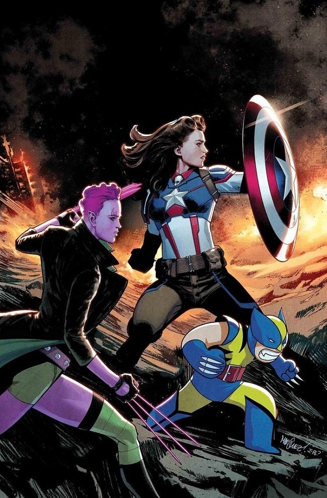 Capitan Carter Comics
