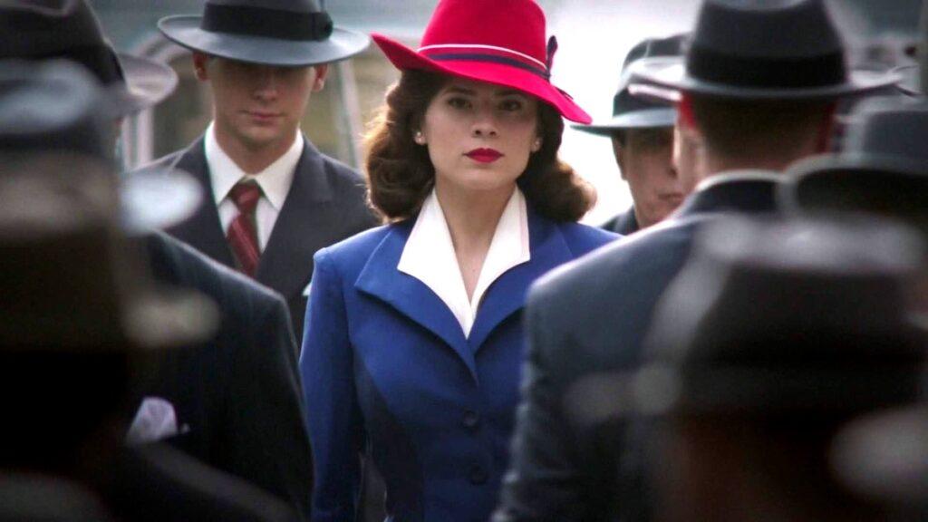 Capitana Carter Agent