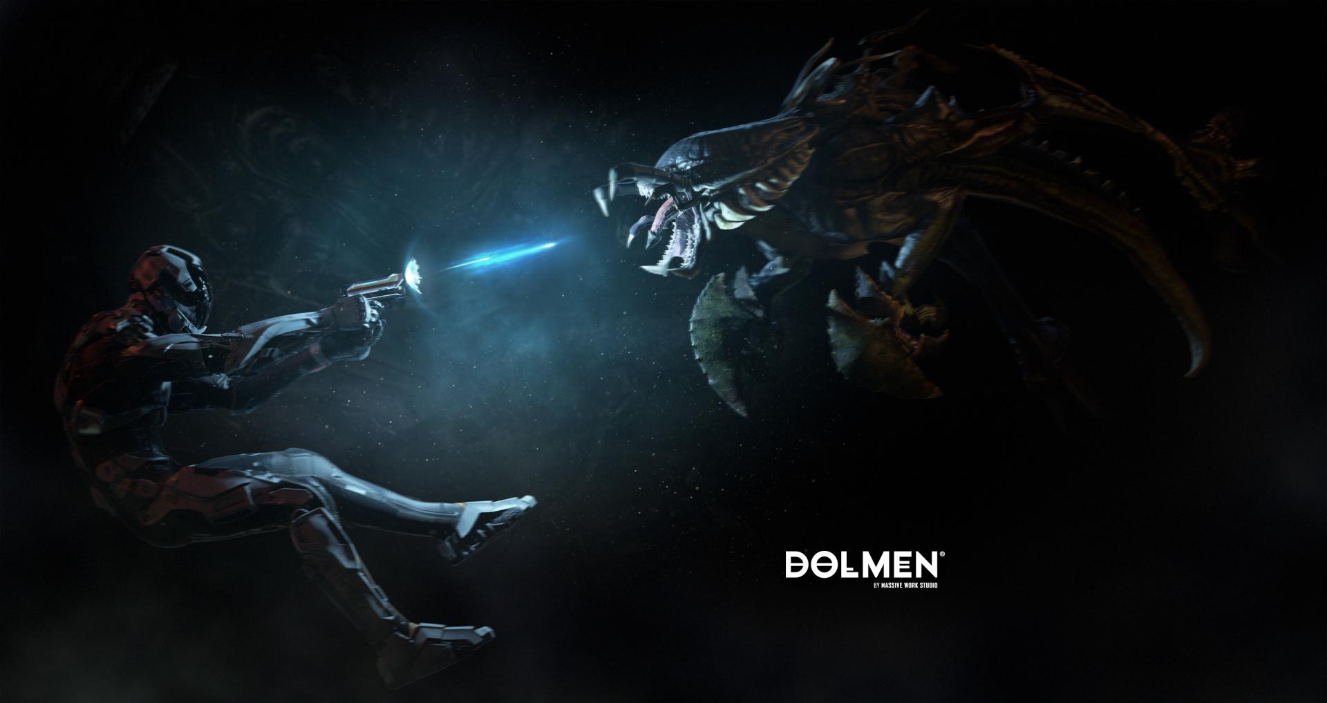 Gameplay de Dolmen