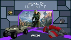 Contenido de Halo en Waze