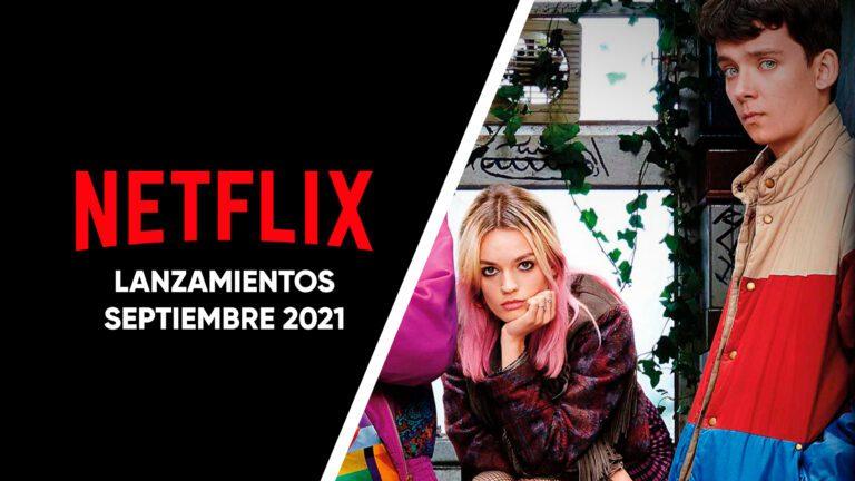 Netflix septiembre 2021